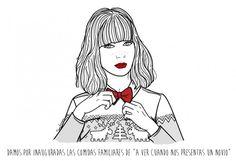 Para el que se pregunte quién es Sara Herranz diremos que es una joven tinerfeña ilustradora, diseñadora gráfica y motion graphics, licenciada en Comunicación Audiovisual en Madrid. Para el que la conozca sabrá que basta con echarle un vistazo a sus obras para conocer su personalidad; mezcla de cotidianidad, amor y sexo que plasma a …