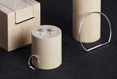 New at COS. Sterling silver jewelry : Minimal + Classic | Nordhaven Studio