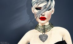 Pure PoisPure Poison - Poison LOve Necklace ADon - Poison LOve Necklace AD - ANNA | Flickr - Photo Sharing!
