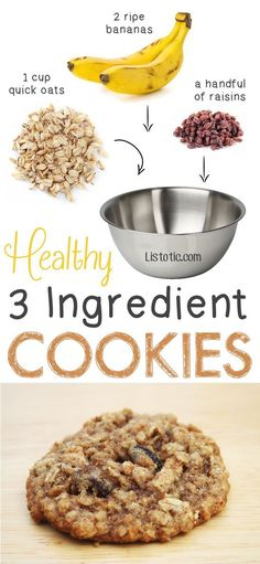 IDEA Health and Fitness Association: Healthy Oat Cookies