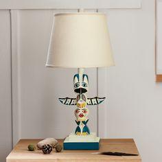 Totem Lamp | Serena & Lily
