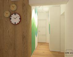 Armoire, Clock, Interior Design, Wall, Furniture, Home Decor, Clothes Stand, Watch, Nest Design