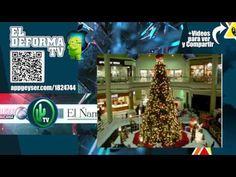 ¡Falta un año para Navidad y los centros comerciales ya están adornados!