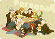 So now my q-friend really wants a kotatsu...