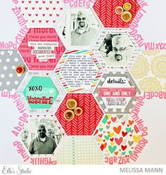 Melissa Mann is having fun with Patterns!