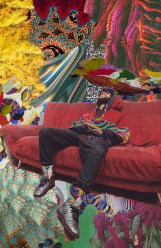 ¤ @lotrnerd143 ¤ Drugs Art, Acid Art, Stoner Art, Trippy Wallpaper, Psy Art, Dope Art, Psychedelic Art, Surreal Art, Art Inspo