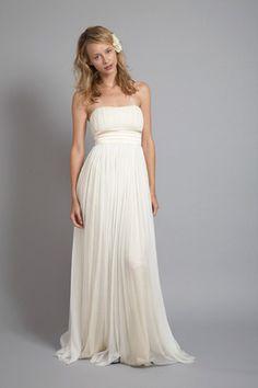 Bridesmaid Dresses 2012 - Saja Bridesmaid Dress Collections - StyleMePretty LookBook