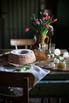 torta mandorle e limone