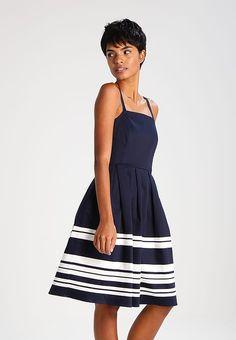 mint&berry Vestido informal - navy blazer - Zalando.es