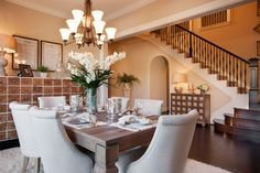 Highland Homes is an award-winning Texas homebuilder with communities in Dallas-Fort Worth, Houston, San Antonio and Austin. Custom Home Builders, Custom Homes, Stair Spindles, Houston Real Estate, Highland Homes, Fine Dining, San Antonio, Townhouse, Building A House