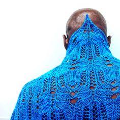 manta shawl on ravelry