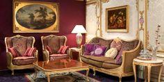 Concevoir votre salon dans le style Victorien ~ Décoration Salon / Décor de Salon