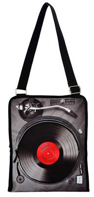 The Spins Cross Body Bag Punk Gothic Alternative Street Backpacks THIS IS SO US VIOLET