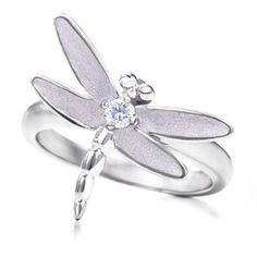 Tiffany  Co Dragonfly Ring. 3 D!!!