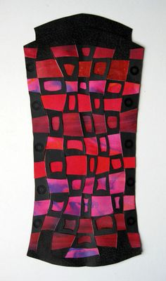 Paper weaving by Win Ratz