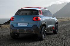 C-Aircross : voici le futur SUV Citroën!
