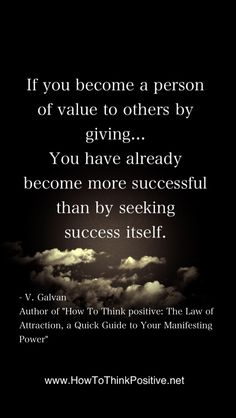 Become a Person Who Offers Value  #quotes #inspiration #loa #lawofattraction #tips