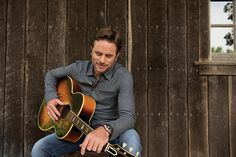 Charles Esten, our October cover man!