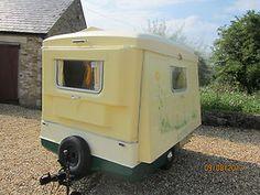 Vintage Folding Portafold Caravan 1960's   eBay