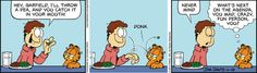 Garfield on Gocomics.com