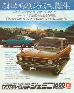 Motorfan 6  - Isuzu Gemini | by IwateBuddy