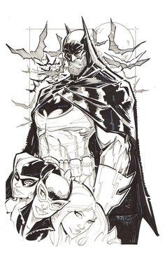 Bats Sirens by Randy Kintz
