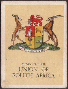 jpg - Heraldry of the World Union Of South Africa, South African Flag, South African Air Force, Mein Land, South Afrika, Money Notes, Defence Force, Out Of Africa, T Art