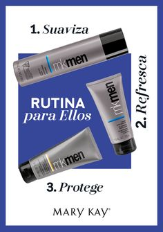 Mary Kay Men-La Rutina Perfecta para la piel de ellos. Mary Kay Colombia, Loción Facial, Mk Men, Imagenes Mary Kay, Make Up, Soya, Beauty, Fan, Facebook