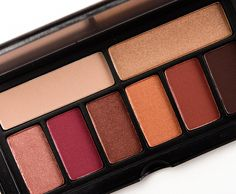 Prise de vue en Smashbox Ablaze Cover Eye Palette Critique, Photos, Nuancier