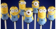 Minions! Millions of them! Made with marshmalllows! This treat is so cute, it's downright despicable.      Read full details on:  www.bake...