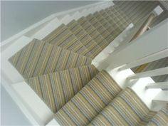 Crucial Trading Stripe Carpet Hallway Pinterest