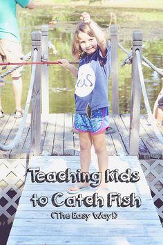 Teaching Kids to Fish the Easy Way