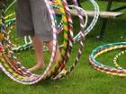 Love the hula hoop marathon Ten Ideas for Games for Field Day, Summer Camp, or Picnics Picnic Games, Camping Games, Camping Ideas, Ck Summer, Summer Picnic, Gq, Hawaiian Theme, Hawaiian Luau, Luau Theme