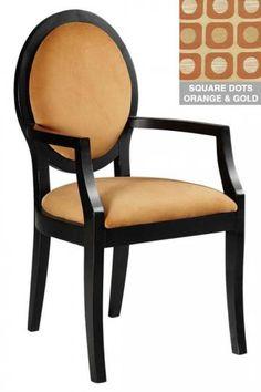 victorian look arm chair