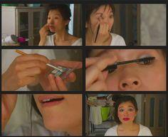Me trying to put on makeup. #Last Cinderella #japanese #jdrama