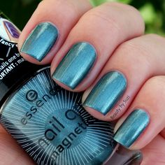 Essence Nail Art Magnetics, 10 Witch You Were Here #essence