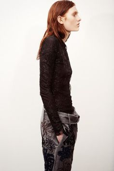 Sharon Wauchob | Pre-Fall 2014 Collection | Vogue Runway