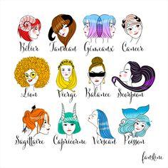EN IMAGES. Le grand horoscope 2016 de La Parisienne