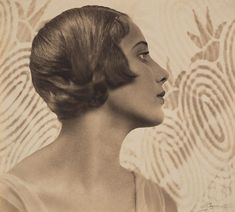 Margaret Vyner, (1931) by Harold Cazneaux :: The Collection :: Art Gallery NSW