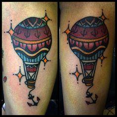 #tattoo #balloontattoo #tattoodazamiga #jogodosseteerros