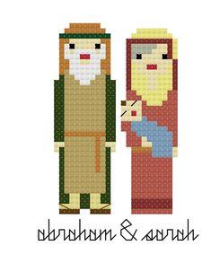 OT Abe and Sarah
