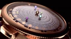Video: 3D video of the Midnight Planétarium Poetic Complication™