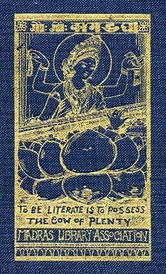 To be literate is to possess the cow of plenty