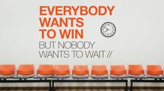 Everybody Wants To Win But Nobody Wants To Wait - Through these comprehensive daily readings, learn how to wait on God's timing in all aspects of life, from healing to relationships. Discover how to make the most of the waiting season and pray according to God's will. This devotional is based on Everybody Wants to Win, But Nobody Wants to Wait by Marcus Gill.