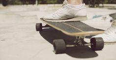 skateboarding - low angle
