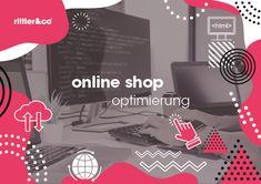 Erfahren Sie in unserem neuesten Blogbeitrag, von den Optimierungsmöglichkeiten, die Sie an Ihrem Online-Shop durchführen können. Web Design, Online Shops, Marketing, Ecommerce, Blog, Home Decor, Advertising Strategies, Tips, Design Web