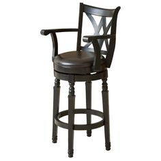 "Found it at Wayfair - Attica 30.5"" Swivel Bar Stool"