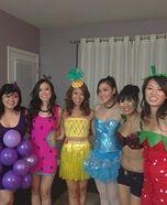 Group costume ideas - Fruit Salad Group Costume