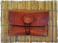 Gorgeous Handmade Leather coin purse gift for your mom daughter kids aunty friend