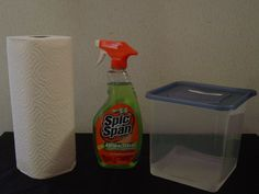 Make your own cleaning wipes!